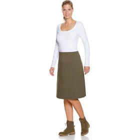 Tatonka Tori - Jupe Femme - vert